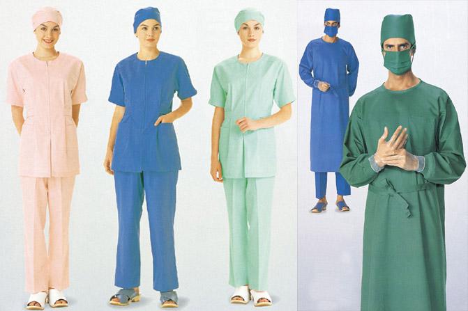 深圳医院制服
