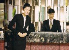 深圳酒店前厅部制服款式