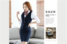 深圳职业女装夏装连衣裙